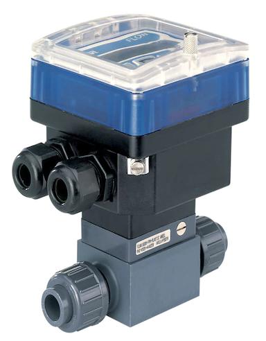 8035型流量計或批量控制器