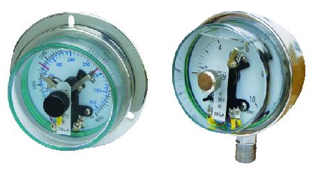 電接點式壓力錶