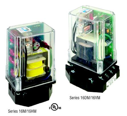 16M系列插入式控制模組