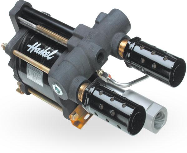 空氣驅動液體泵
