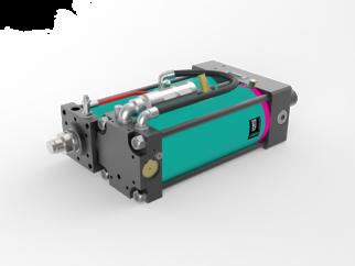 K 型 -氣液增力缸