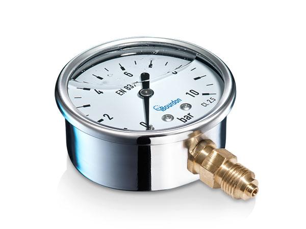 MIT ( 3, 5 ) 充油式壓力錶