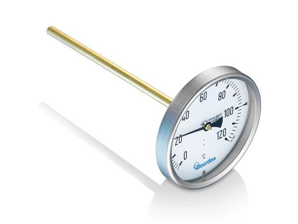 TB 80-100-160 溫度錶