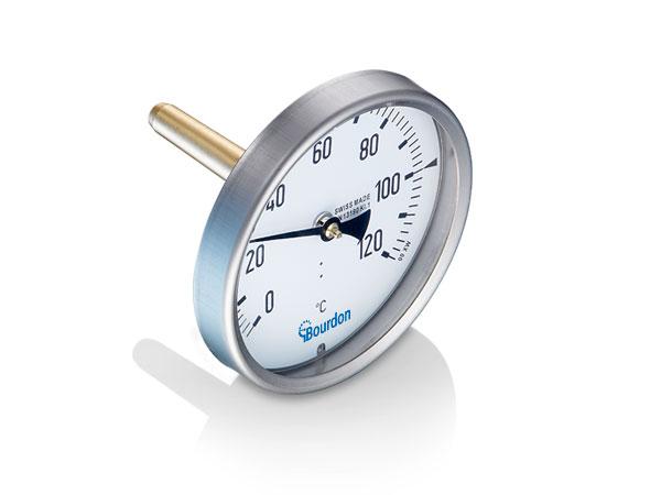 TBX – TBW 雙金屬錐形探針溫度計