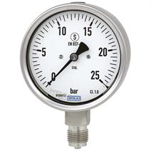 不銹鋼壓力錶 0 ... 1600 bar