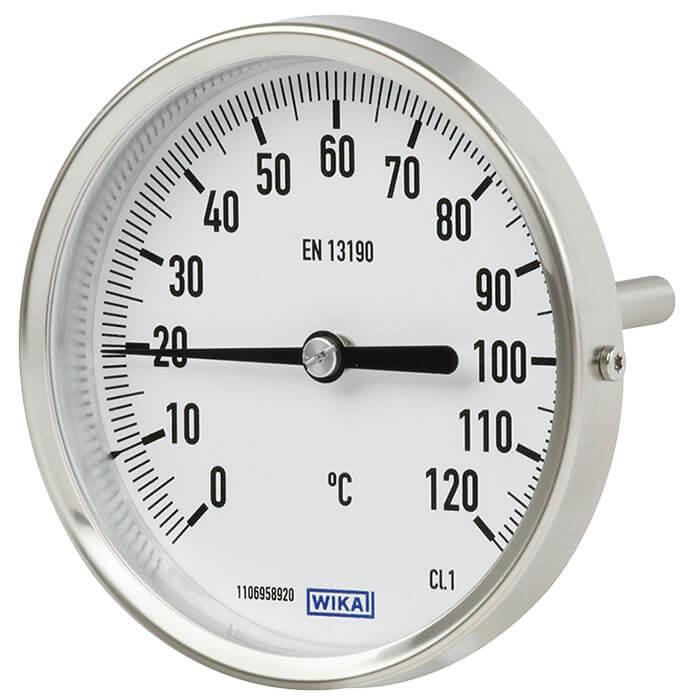 A52, R52 雙金屬溫度計
