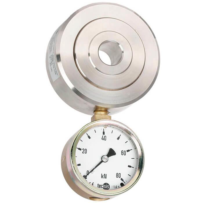 F6116 液壓圓環式力傳感器 – 緊湊型